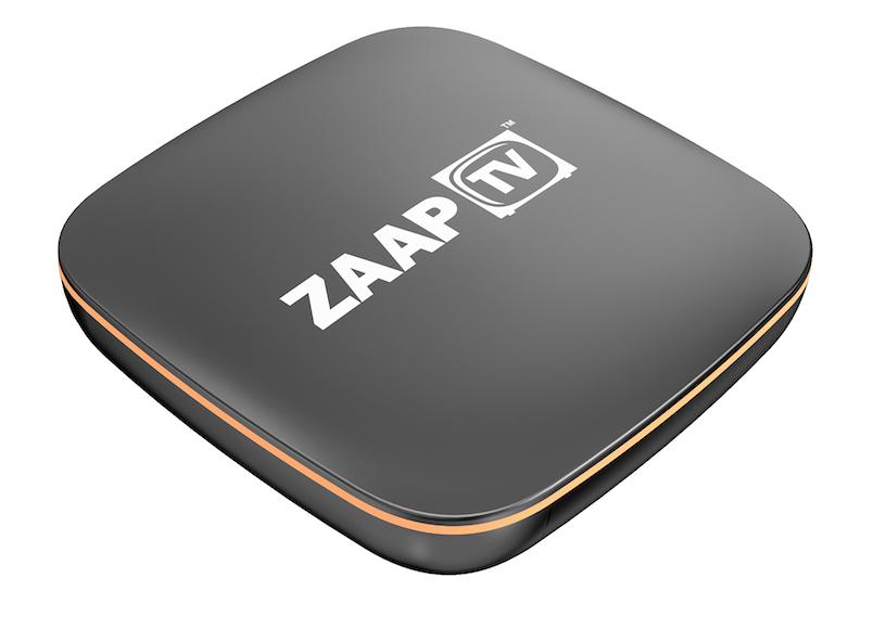 zaapTV HD809N Media Player