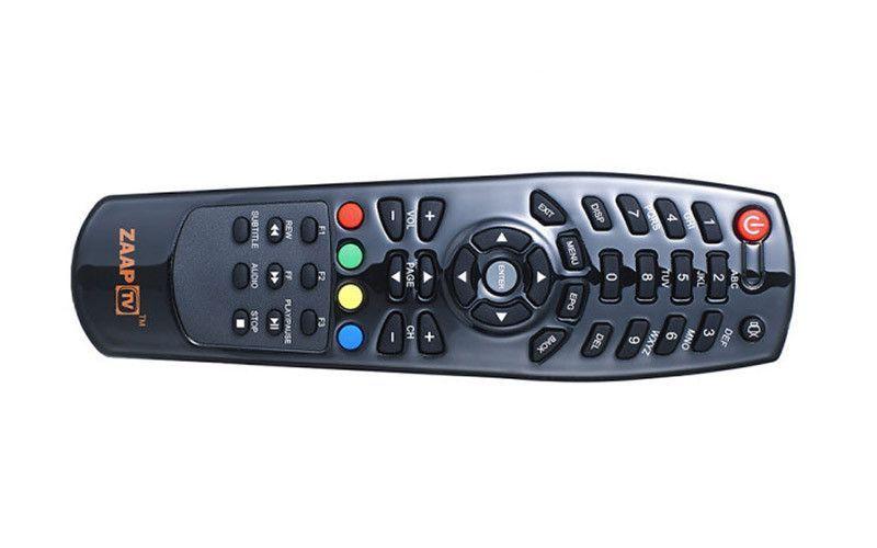 zaapTV HD409N Remote Control