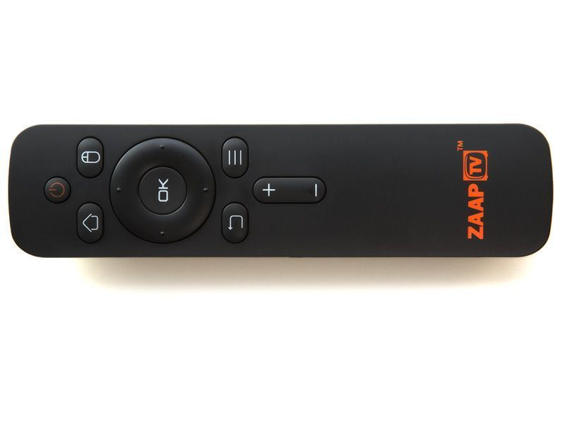 zaapTV HD609N Bluetooth Remote Control
